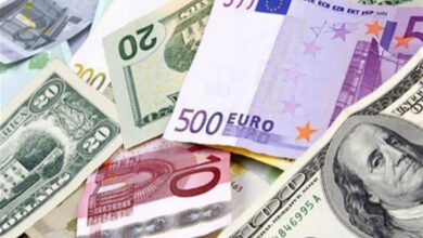 أسعار العملات الأجنبية مقابل الشيقل