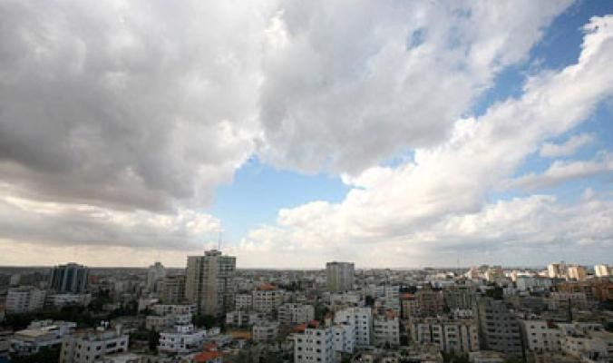 الحالة الجوية الفلسطينية