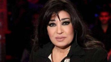 الفنانة المصرية فيفي عبدو
