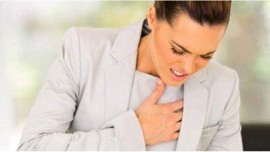 النوبة-القلبية-عند-النساء