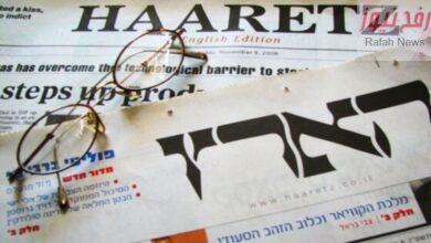 صحف-عبرية