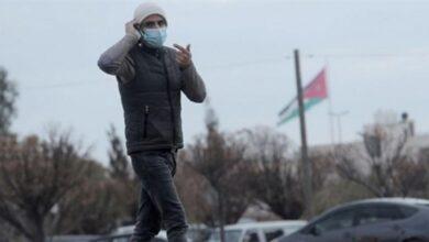 إصابات جديدة بفيروس كورونا في الأردن