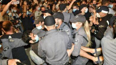 مظاهرات احتجاجية ضد نتنياهو في ال28 على التوالي
