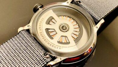 ساعة Sequent SuperCharger 2.1 السويسرية الجديدة