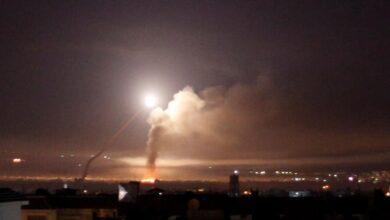 هجمات على سوريا