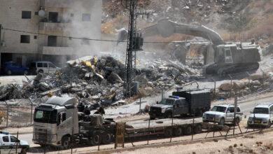 هدم منزل قيد الإنشاء شرق القدس المحتلة