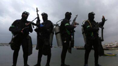 وحدة الكوماندوز التابعة لحركة حماس