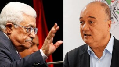ناصر القدوة يرد على قرار فصله من حركة فتح