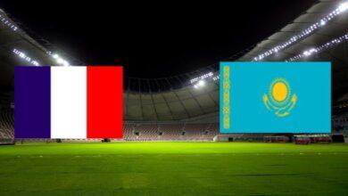 مباراة-فرنسا-وكازاخستان