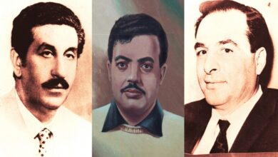 الشهداء الثلاثة النجار وناصرو عدوان