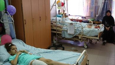 الجرحى خلال العدوان على قطاع غزة