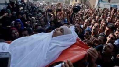 شهداء وجرحى خلال العدوان على قطاع غزة